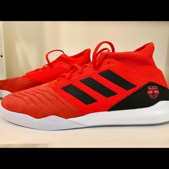 Adidas New York Red Bulls Predator Sneakers (10.5)